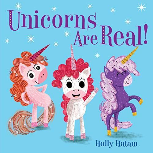 Unicorns Are Real! book