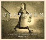 Unspoken book