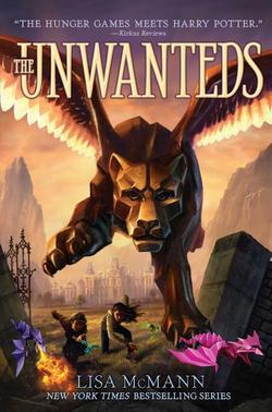 Unwanteds book