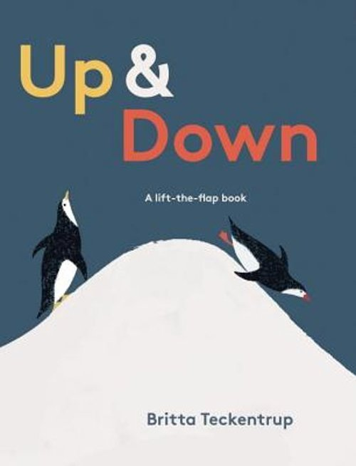 Up & Down book