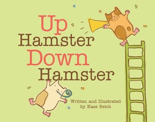 Up Hamster, Down Hamster book