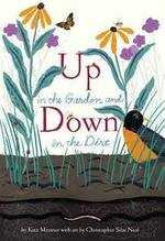 Up in the garden down in the dirt book
