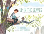 Up in the Leaves book