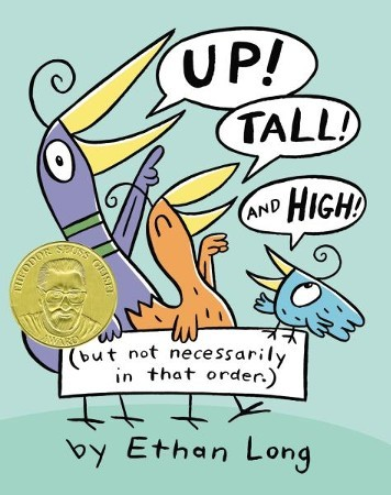 Up, Tall and High book