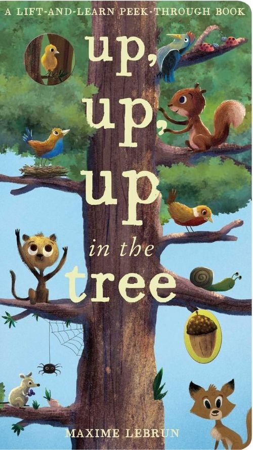 Up, Up, Up in the Tree book