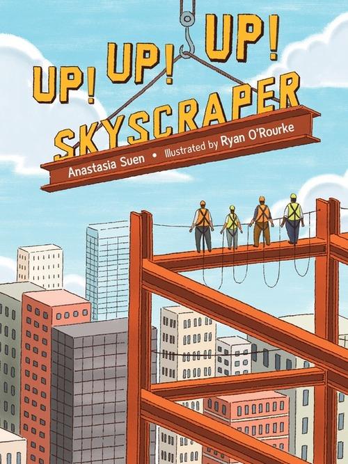 Up! Up! Up! Skyscraper book