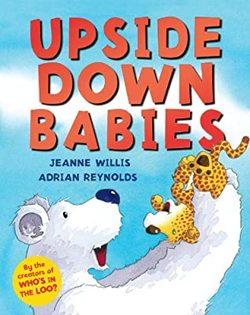 Upside Down Babies book