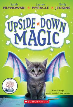 Upside-Down Magic book
