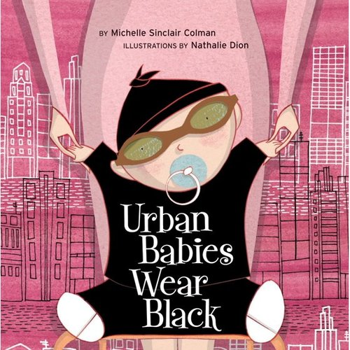 Urban Babies Wear Black book