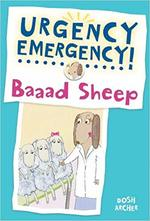 Urgency Emergency! Baaad Sheep book