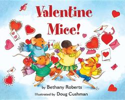 Valentine Mice! book