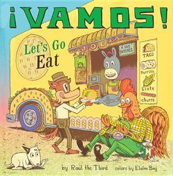 ¡Vamos!: Let's Go Eat book