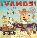 ¡Vamos! Let's Go to the Market book
