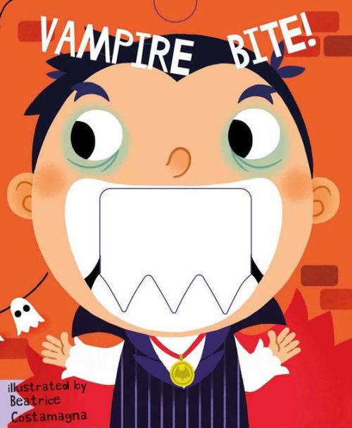 Vampire Bite! book