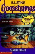 Vampire Breath book