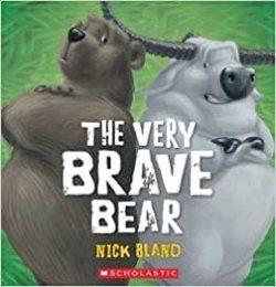 Very Brave Bear book