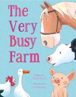 Very Busy Farm book