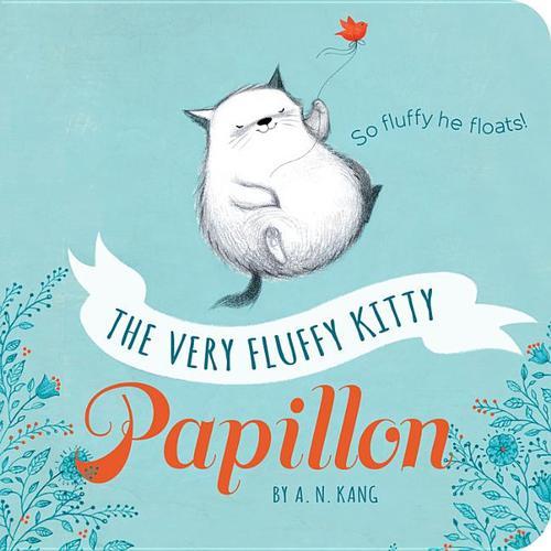 Very Fluffy Kitty, Papillon book