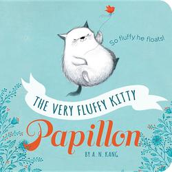 Very Fluffy Kitty, Papillon book