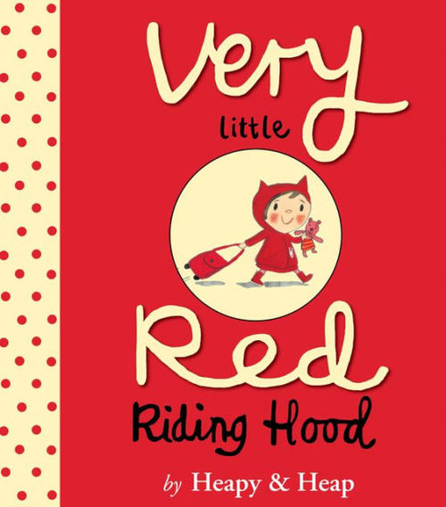 Very Little Red Riding Hood book