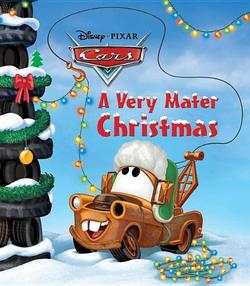 Very Mater Christmas book