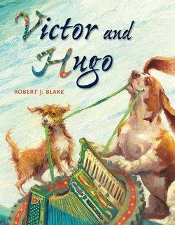 Victor and Hugo book