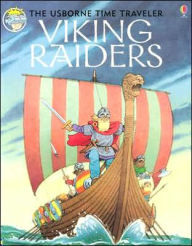 Viking Raiders (Time Traveler) book