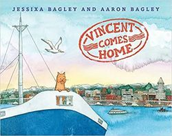 Vincent Comes Home book