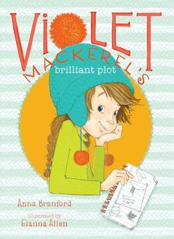 Violet Mackerel's Brilliant Plot book
