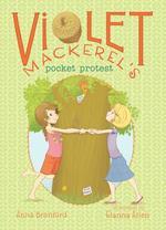Violet Mackerel's Pocket Protest book