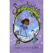 Violet the Velvet Rabbit book