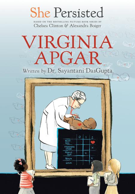 Virginia Apgar book