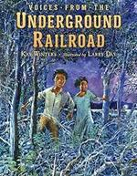 Voices from the Underground Railroad book