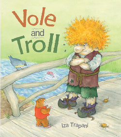 Vole and Troll book