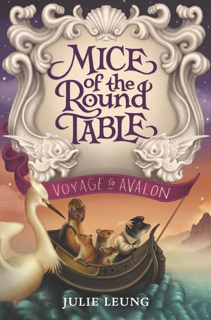 Voyage to Avalon book