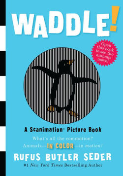 Waddle! book