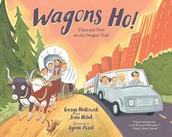 Wagons Ho! book
