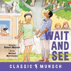 Wait and See book