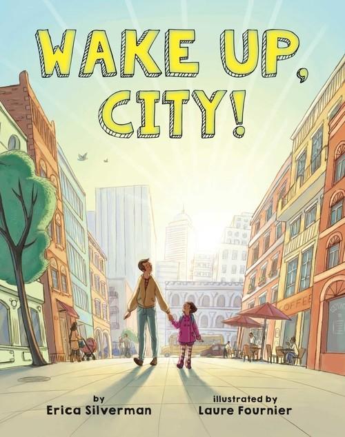 Wake Up, City! book