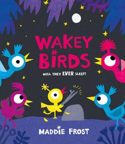 Wakey Birds book