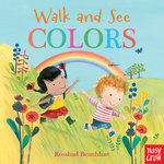 Walk and See: Colors book