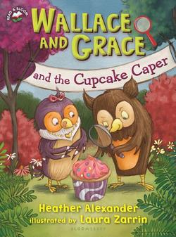 Wallace and Grace and the Cupcake Caper book