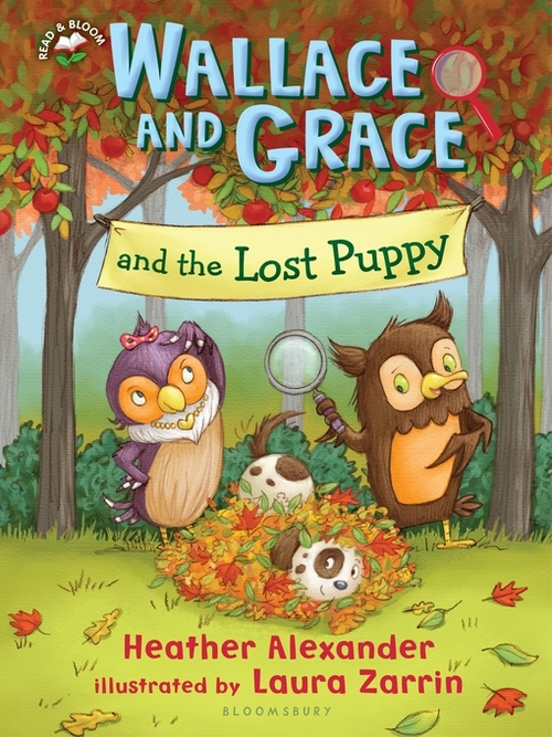 Wallace and Grace and the Lost Puppy Book