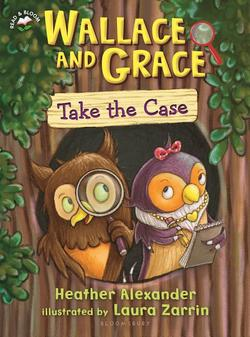 Wallace and Grace Take the Case book