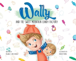 Wally and the Sweet Mountain Candy Factory book