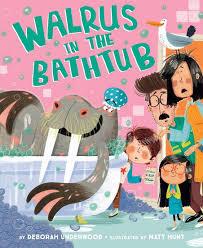 Walrus in the Bathtub book