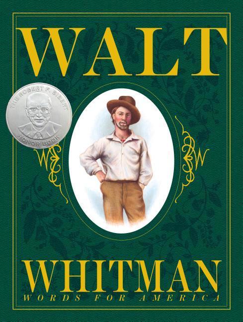 Walt Whitman: Words for America book