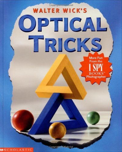 Walter Wick's Optical Tricks book