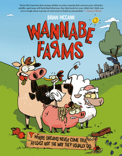 Wannabe Farms book