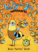 Wannabees book